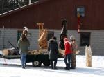 Wood Carving Demonstration