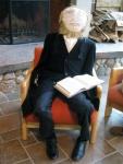 Henry David Thoreau reads his book, Walden