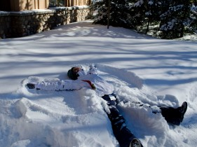 Snow Angel by Maren