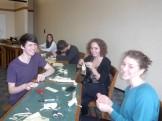 Moccasin Making