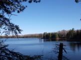 Big Donahue Lake Friday morning