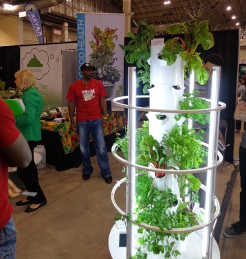 Home hydroponics anyone?