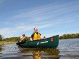 13-05-24 5 lake loop Emma Maddie toward camera from Rennicke