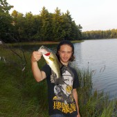 Fishing with the Head of School