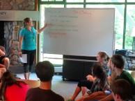 Field Instructor Bethany Ricks
