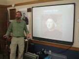 Instructor Michael Salat helps students see history as explorers with fresh new lenses from day one.
