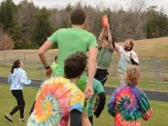 Ultimate Frisbee!