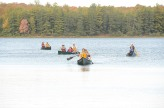 "The class did what we call the ""five lake loop"". Big Bateau, Cub, Deer Island, Loon, Florence, back to Big Bateau."