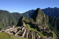 When looking at UNESCO's list of world heritage sites, one can't overlook the marvelous Maccu Picchu of Peru. Photo: Wikipedia