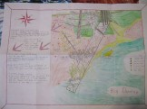 Dane's phenology map