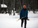 Phil DeLong, resident Ski guru