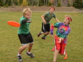 Playing Ultimate