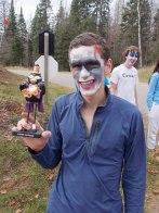 Winning the Zombie Run