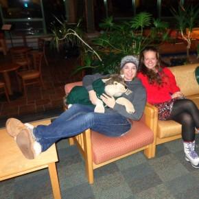 Timber, Kate & Gwen