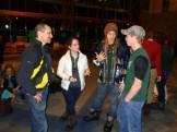Phil, Kasey, Paul & David