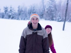 Ben & Annie from Selena Wilkinson