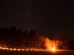 Candlelight photos from Jeff Rennicke