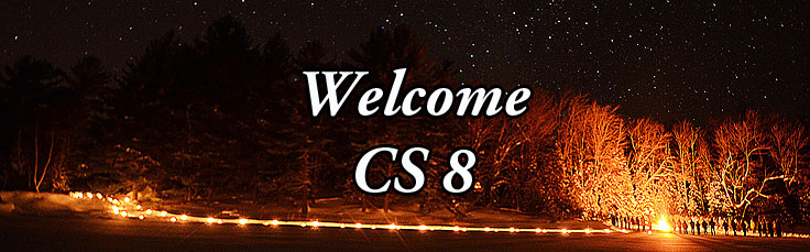 Temp Welcome CS 8