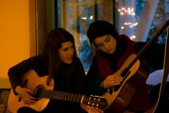 Marina and Naomi
