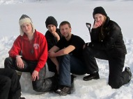Capturing Ice