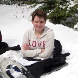 Snowshoe hikes in the Sylvania Wilderness