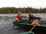 The joy of boating!