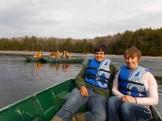 On Little Donahue Lake