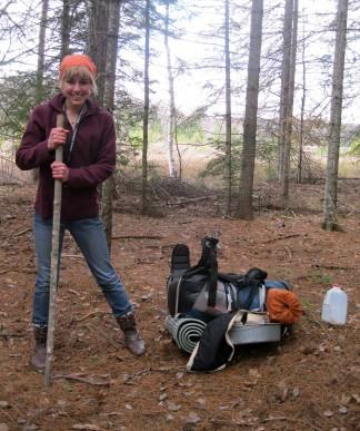 Ellen at her site