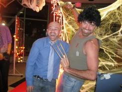Halloween with Dane