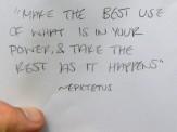 Quote by Epictetus