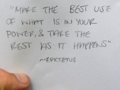 Quote by Epictetus