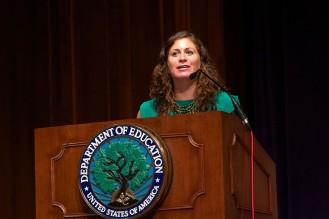 Andrea Suarez director of U.S. Green Ribbon Schools