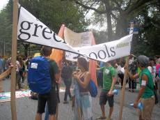 from David Havens of the Green Schools Alliance