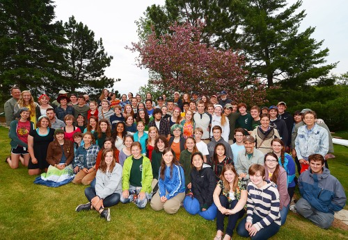 14-06-05 Picnic Group Photo 1