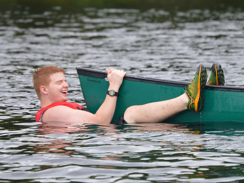 Canoe Training | Conserve School Blog