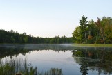 Little Donahue Lake Mist