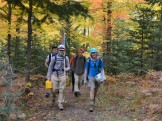 14-09-25 Sylvania LS Hiking Out four