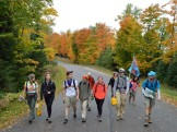 14-09-25 Sylvania LS Hiking Out Road