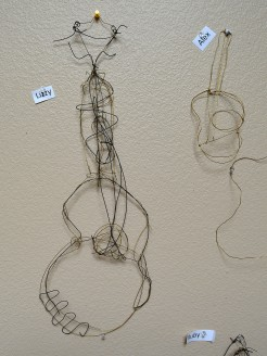 Drawing with Wire