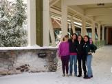 Kyra, Jayleen, Hannah, and Lange
