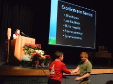 14-12-20 Semester Celebration Service Cathy Zane