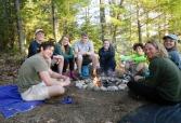 15-04-18 Black Oak Camping Fire 2