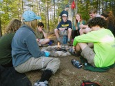 15-04-18 Black Oak Camping Fire