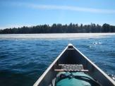 Heading toward ice