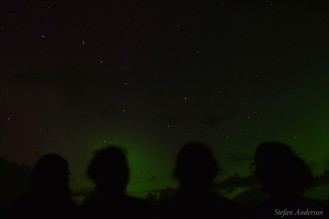 15-08-07 Northern Lights Anderson 08 Big Dipper silhouette
