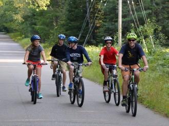 Biking the Land O' Lakes bike trails