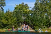 15-09-15 T-Rescue Canoe 35 landing