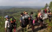 Trap Hills vista