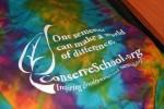Conserve School blanket