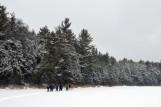 16-02-03 Sylvania Snowshoe 07 Big Bateau Lake